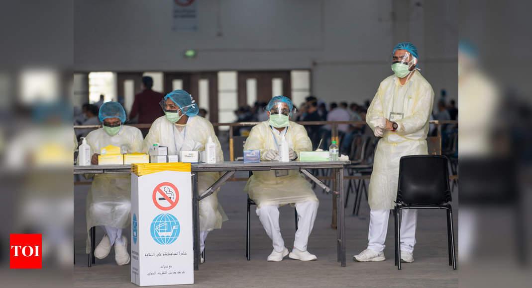 Kuwait asks Muslims to pray at home to halt coronavirus spread