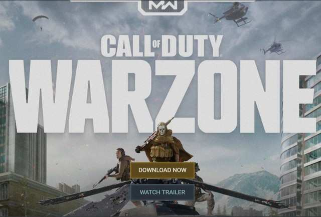 Call Of Duty Warzone Download How To Download And Play Call Of Duty Warzone Gadgets Now