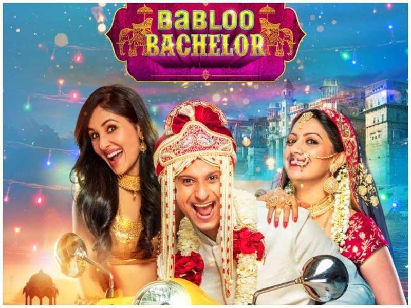Music poster of Babloo Bachelor