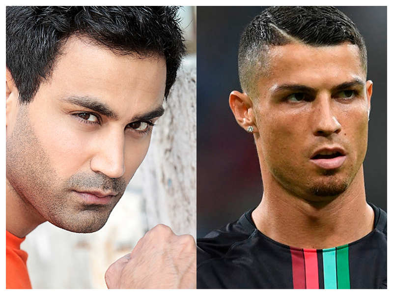 Karan Oberoi (KO) shares food secrets that he has imbibed from Cristiano Ronaldo