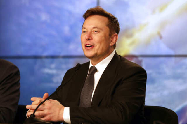 Car crashes more dangerous than coronavirus: Tesla CEO Elon Musk