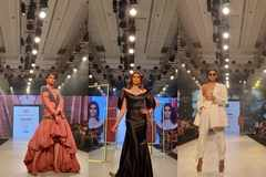 Day 2 of Bombay Times Fashion week was filled with elegance and glamour