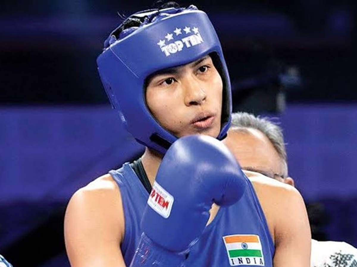 How meditation, movies helped Lovlina Borgohain get better inside the ring   Boxing News - Times of India