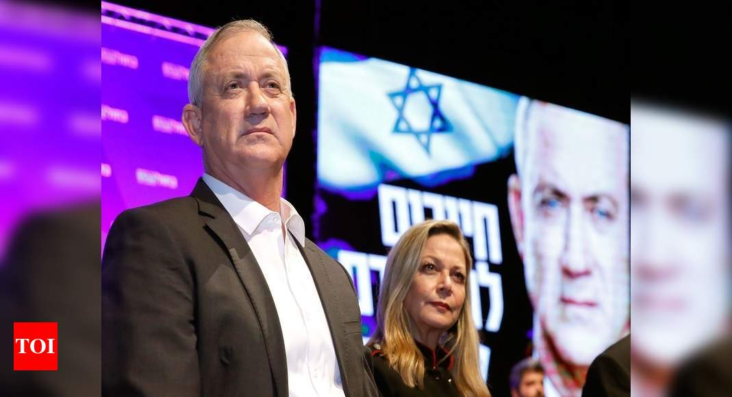 Image of article 'Netanyahu challenger Gantz chosen to form new Israeli government'