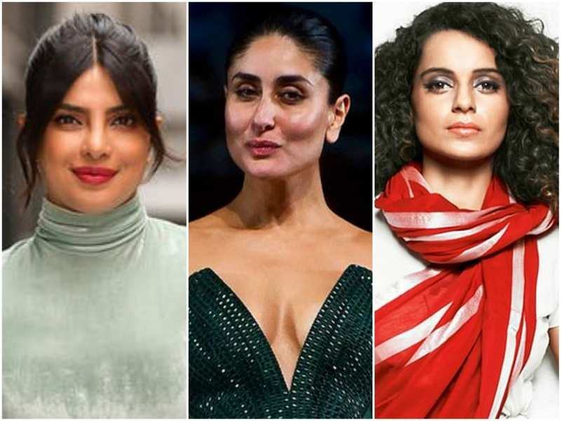 Kareena Kapoor Khan feels that she along with Kangana, Priyanka and others helped change the story of women in Bollywood