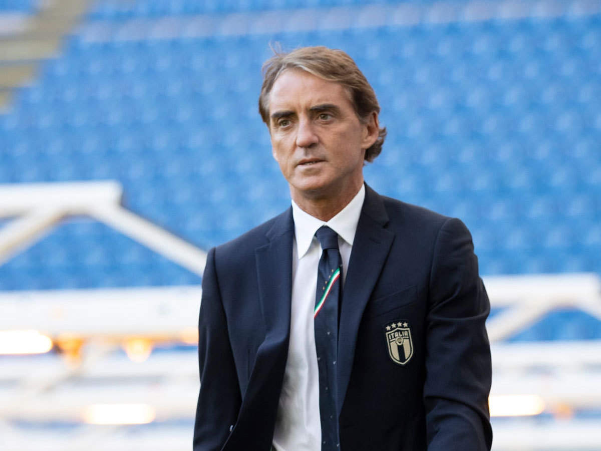 Football can wait': Italy coach Roberto Mancini ready to play Euros in 2021  | Football News - Times of India