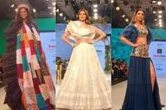 Day 3 of Bombay Times Fashion Week ended the show with a bang and we loved every bit of it!
