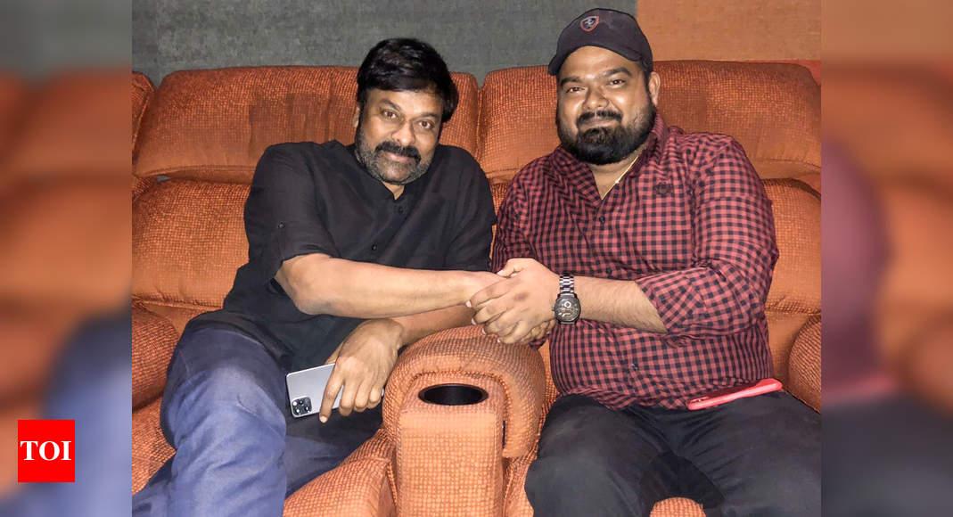 Chiranjeevi Lauds Venky Kudumula After Watching Bheeshma Telugu Movie News Times Of India