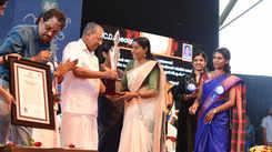 Vanitha Ratna award event