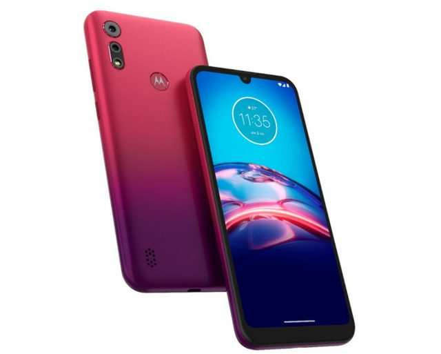Moto E6s smartphone with dual rear cameras launched
