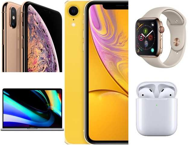 Apple Days on Amazon: Get up to 41% off on iPhone Xs, iPhone Xs Max and other Apple products