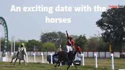 An exciting date with the horses in Lucknow