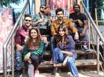 Abhinav Shekhar, Pallavi Ishpuniyani, Mika Singh, Mouni Roy, Sunny Singh and Remo D'Souza