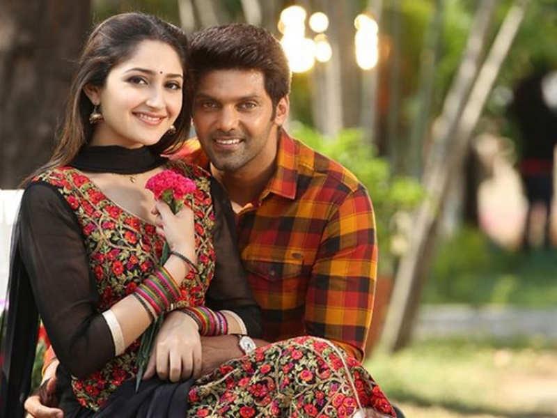 Arya congratulates Sayyeshaa on her Kannada debut