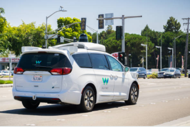 Self-driving technology companies suspend testing on virus fears