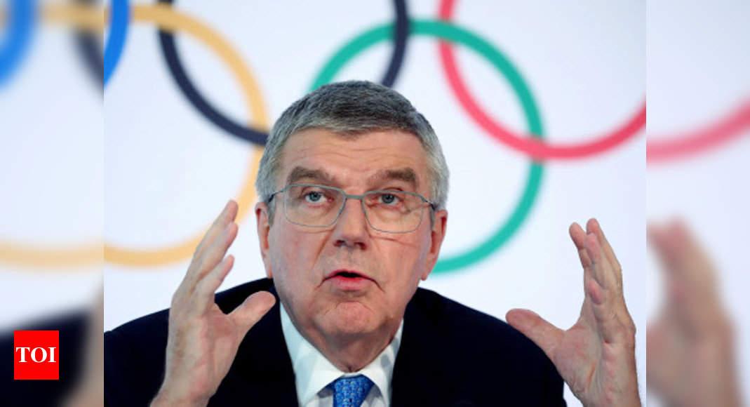 Interests of athletes paramount, says IOC chief Bach after 'really great' Tokyo 2020 call thumbnail