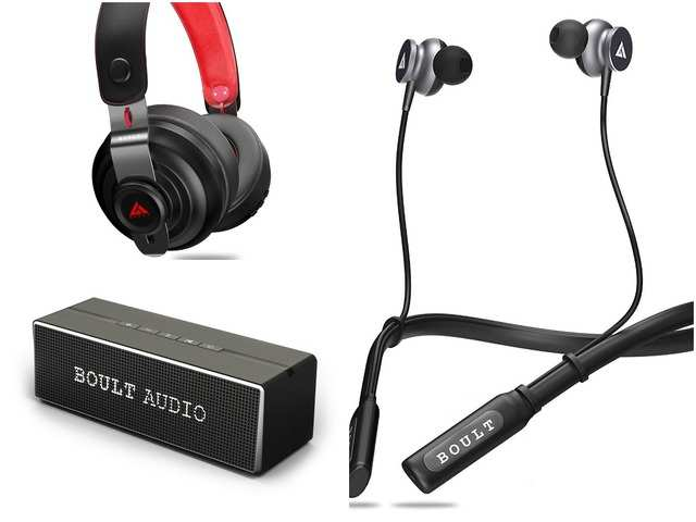 Amazon's Deal of the Day, March 19: Offers on headphones and speakers from Boult Audio