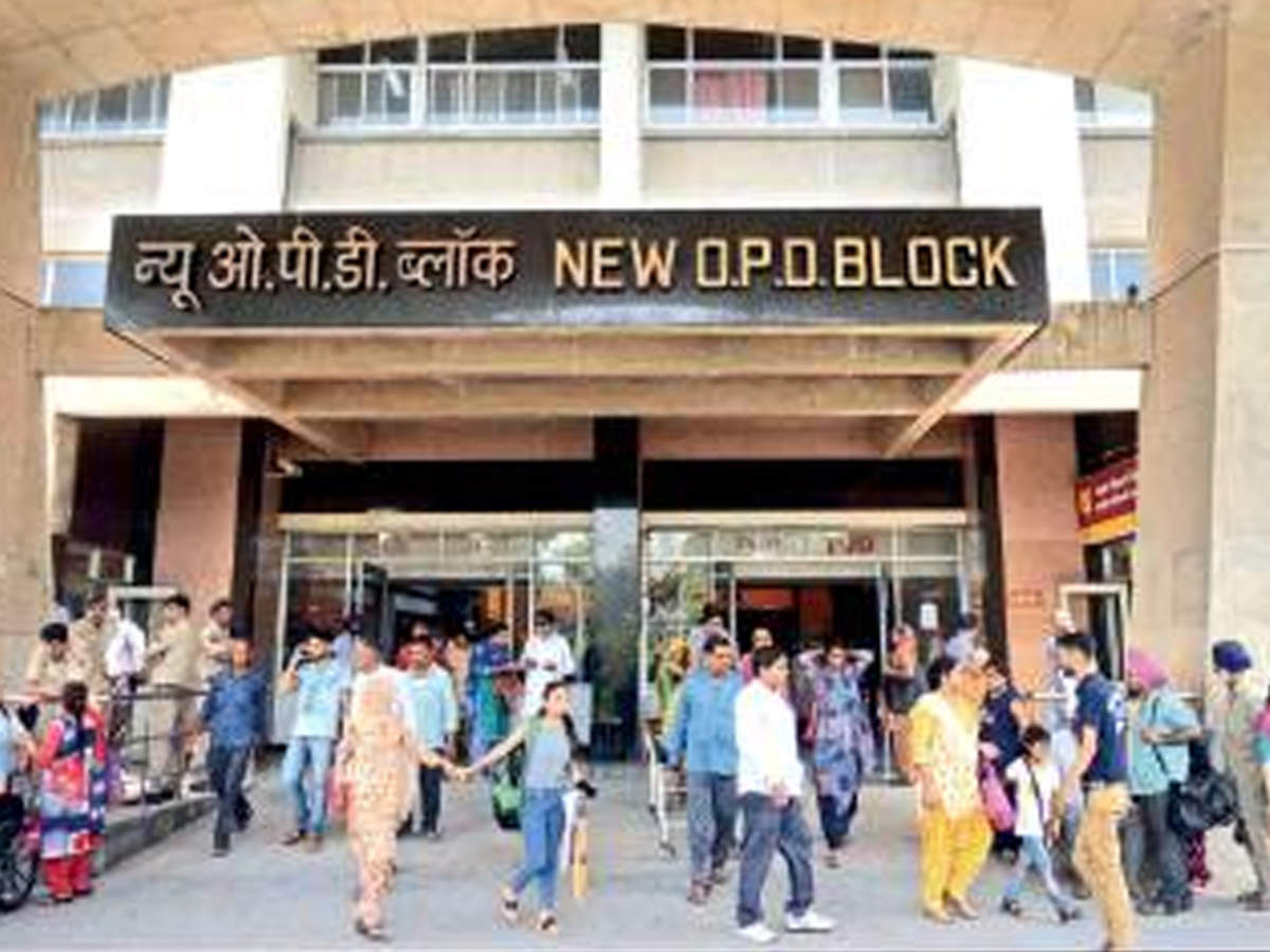 Covid-19: Registration timings of PGI OPD cut by hour | Chandigarh News -  Times of India