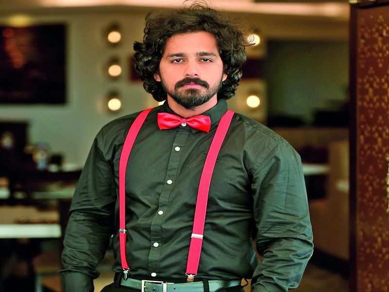 Pruthvi Ambaar turns scriptwriter for romantic thriller