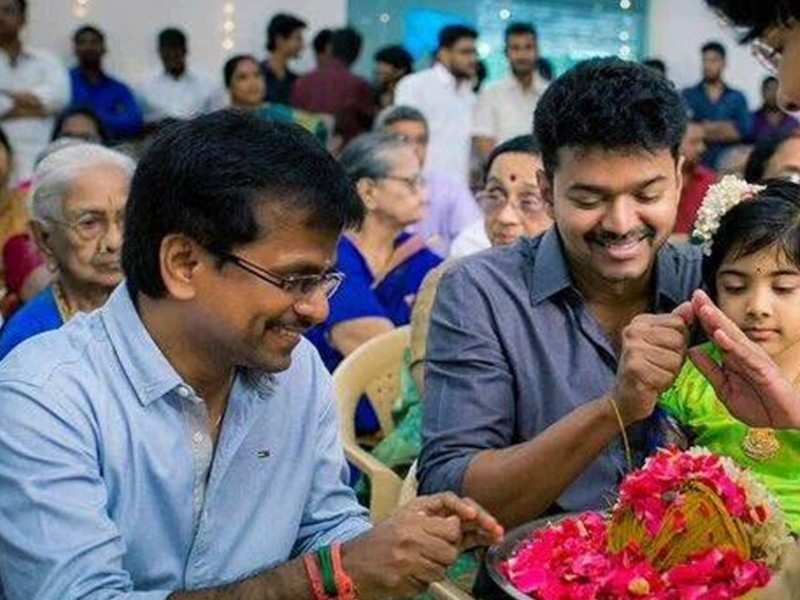 'Thalapathy 65': Vijay and AR Murugadoss to team up for the fourth time; is it 'Thuppakki 2'?