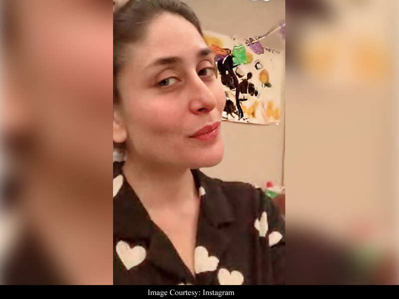 Kareena Kapoor Khan gives the perfect pout in THIS selfie