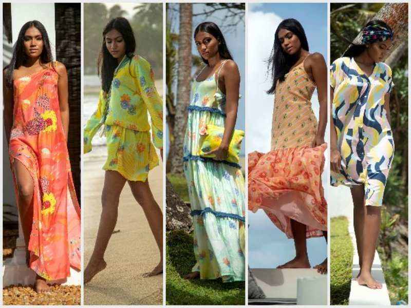 Welcome summer with sustainable fabrics and chic designs