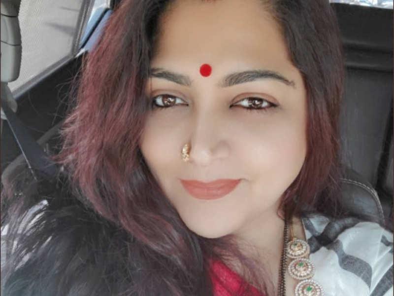 Khushbu Sundar on her quarantine break