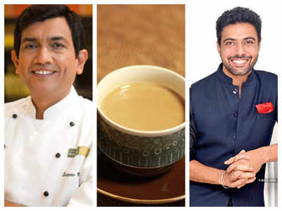 From Sanjeev Kapoor to Ranveer Brar, top chefs share videos of how they make their tea