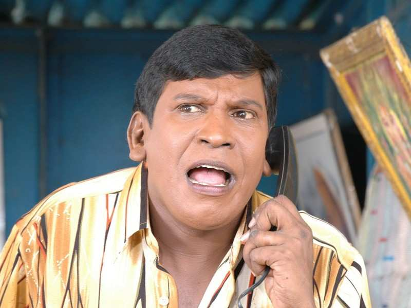 Twitterati get excited on the FAKE account of actor Vadivelu