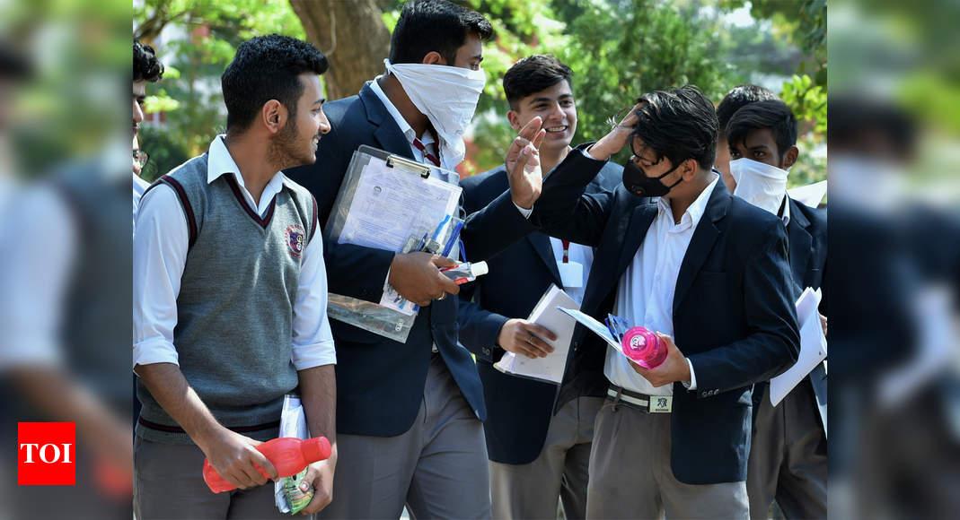 Средняя школа Уттаракханда, промежуточные экзамены отложены из-за Covid-19