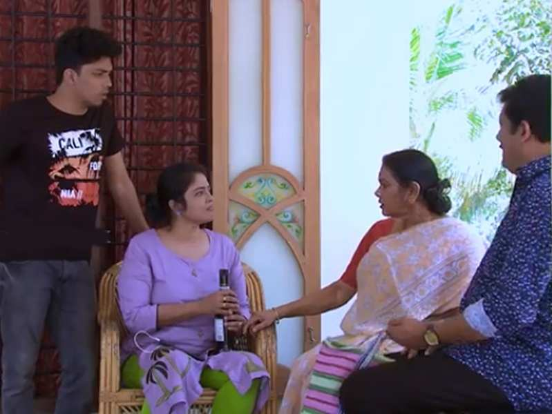Thattem Mutteem: Mohanavally and family to take precautions for Covid 19