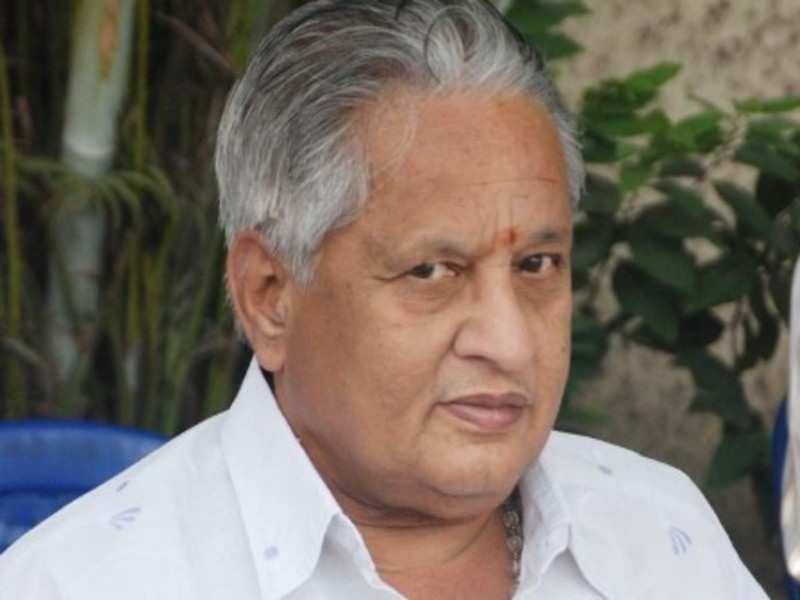 Veteran director Visu passes away at 74