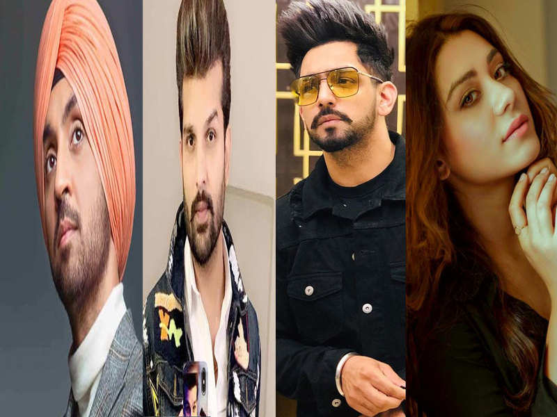 Diljit Dosanjh, Babbal Rail, Anchal Singh and other Punjabi celebs share videos of India standing as one and applauding for essential service providers amid #JantaCurfew