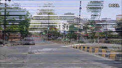 Nagpur streets look deserted as citizens observe Janta Curfew