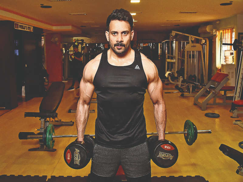 Dancing & Gymming are like my two eyes, says Bharath