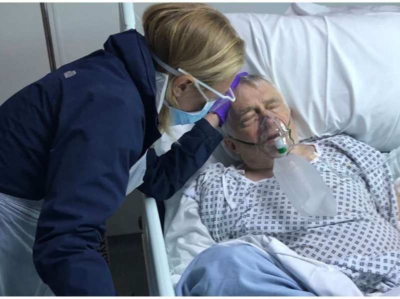 'Doctor Who' actor Sophia Myles' father dies of coronavirus