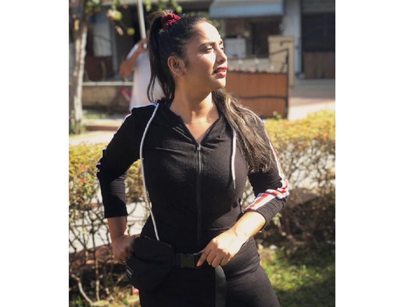 Rani Chatterjee shares a sunkissed photo as she steps out for a jog