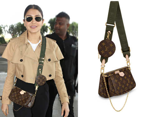 5 most expensive bags owned by Anushka Sharma | The Times of India