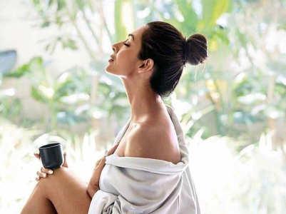 Malaika Arora's quarantine beauty ritual