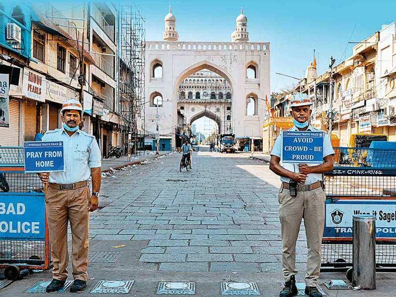 Janata Curfew unites city folk in fight against coronavirus
