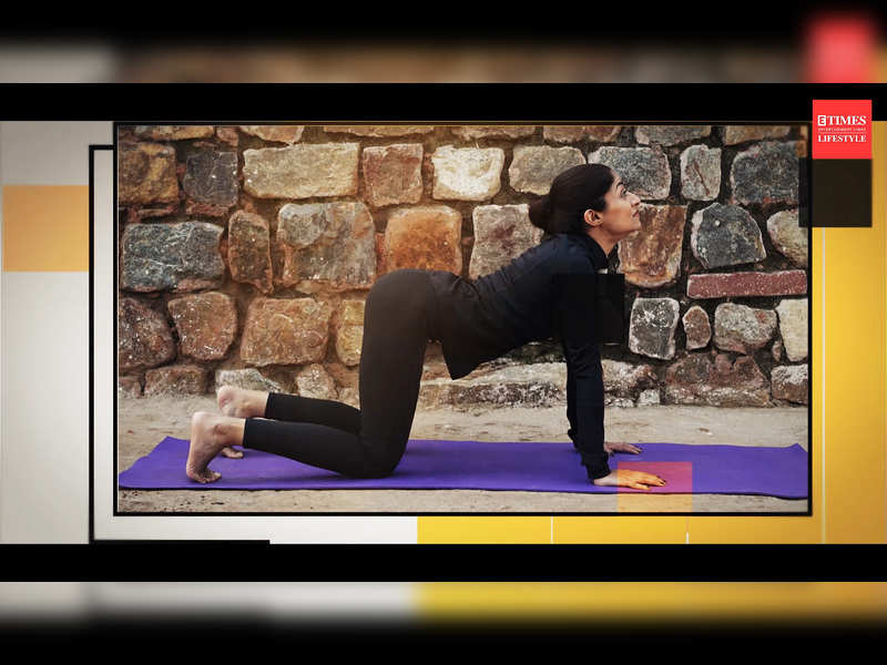 VIDEO: Yoga-inspired ab workout