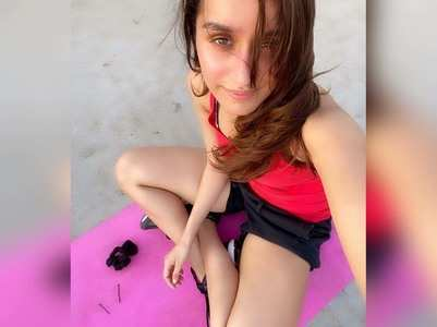 Shraddha treats her fans with a blissful pic