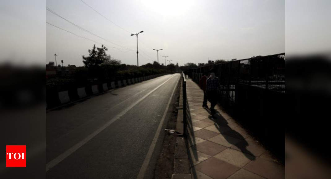 Coronavirus in India: Total lockdown in 30 states/UTs; curfew pass needed to enter Delhi - Times of India