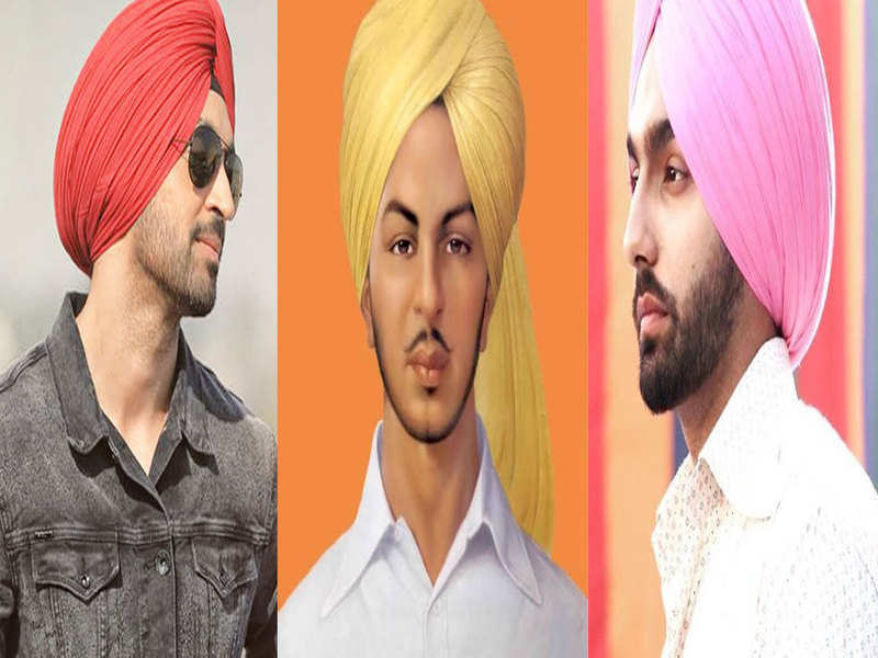 Martyr's Day 2020: Diljit Dosanjh, Ammy Virk, Tarsem Jassar and other Punjabi celebs salute the sacrifice of Shaheed Bhagat Singh, Rajguru and Sukhdev