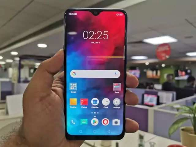 These Realme 3 series phones have got the latest software update