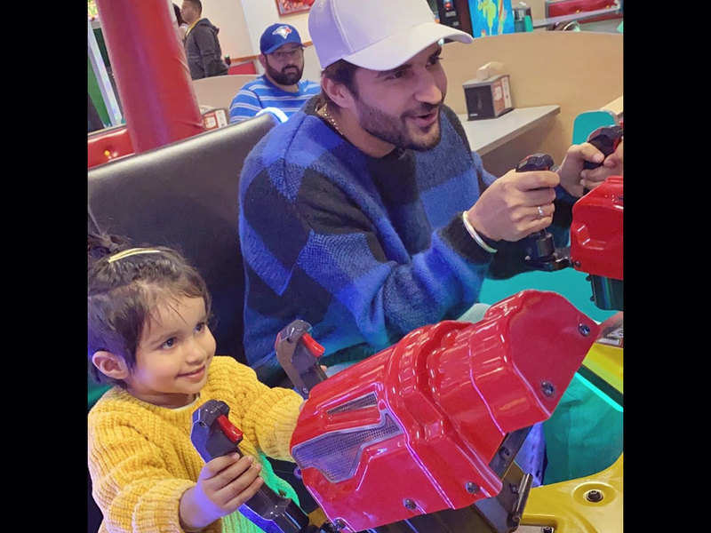 Coronavirus outbreak: Jassie Gill misses his family, but can't meet them as safety comes first