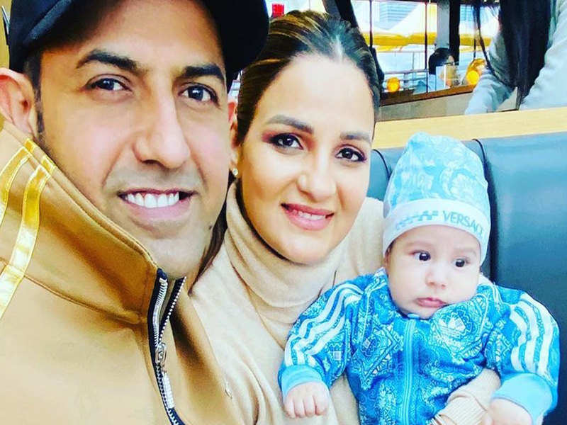 THIS picture of Gippy Grewal's youngest son Gurbaaz is winning hearts on the internet