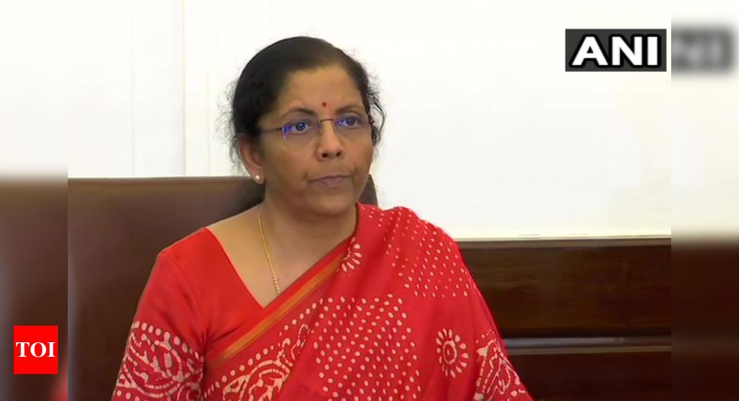 Нирмала Ситхараман: ITR Последняя дата продлена для подачи заявок на 18-19 ФГ, расширено связывание Aadhaar-PAN   Новости Бизнеса Индии