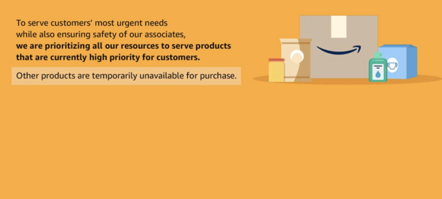 Coronavirus: Amazon has this important message for its customers in India