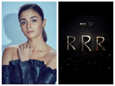 'RRR': Title logo to be unveiled tomorrow